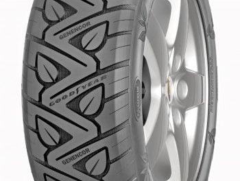Copenhague 2009: Goodyear présente son projet de pneus renouvelables