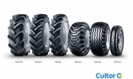Pneumatiques agraires et industriels: CGS Tyres remplace Semperit