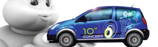 Michelin 10 pouces concept