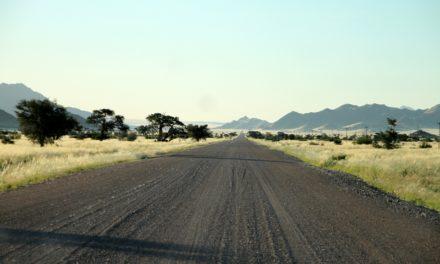 Des routes brésiliennes à base de pneus!