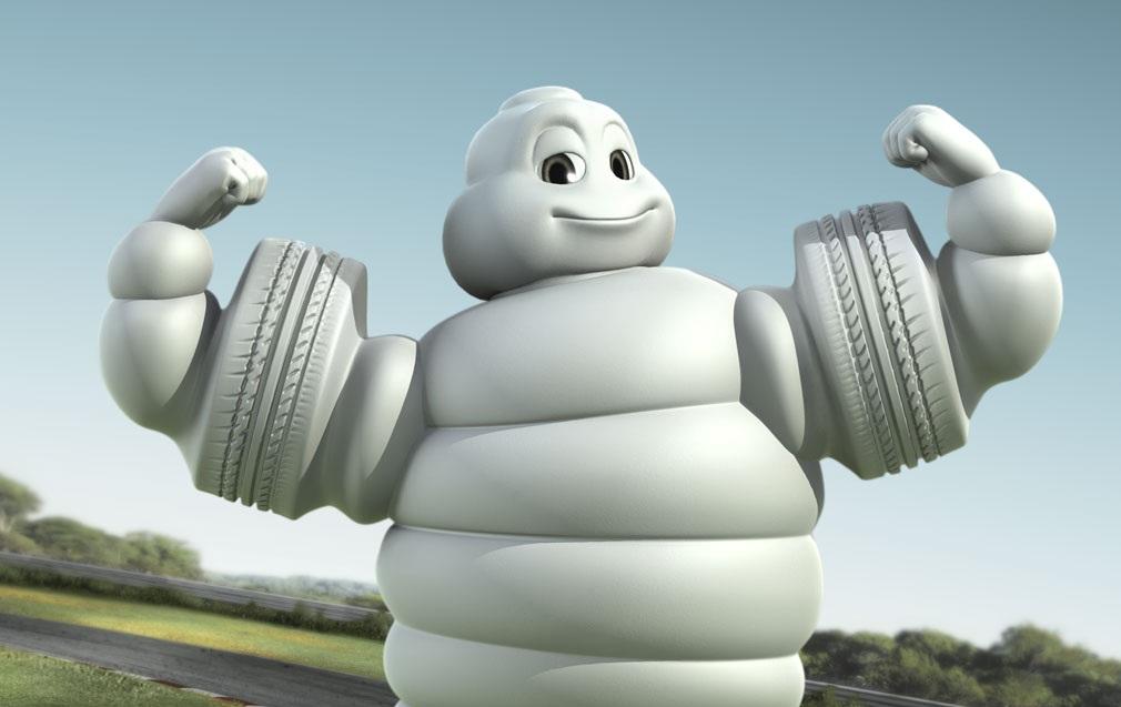 Le pneu Michelin 175/75 R 10: petit mais écologique!