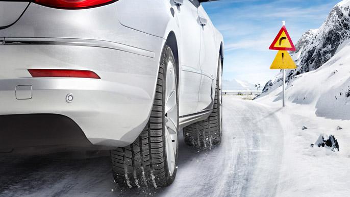 Pneus neige, chaînes ou chaussettes ?