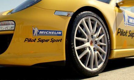 Michelin Pilot Super Sport: le petit nouveau de chez Michelin