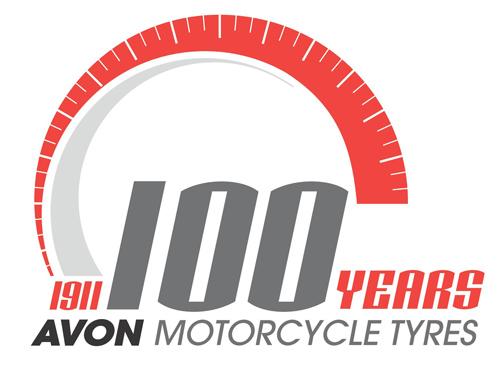 pneu moto Avon