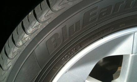 Nouveauté: le pneu Yokohama BluEarth-1