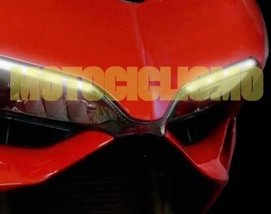 Ducati 1199 2012 Teasing