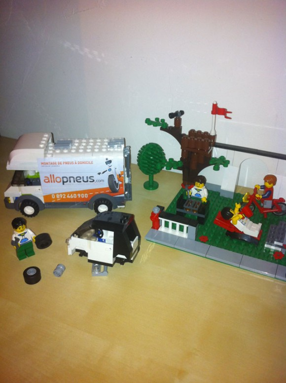 Allopneus Stations de montage à domicile