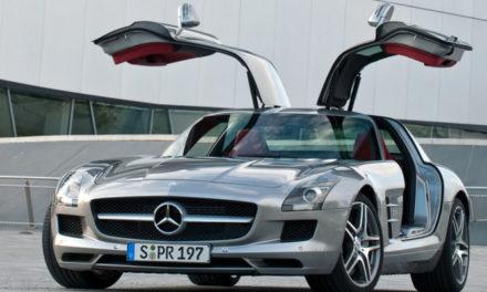 Edito #13 : SLS AMG, Mercedes met le paquet !