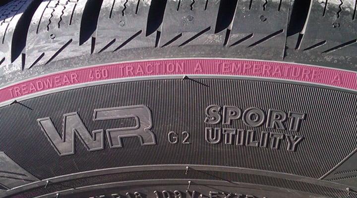 UTQG : un comparatif pneu pour tout le monde ?