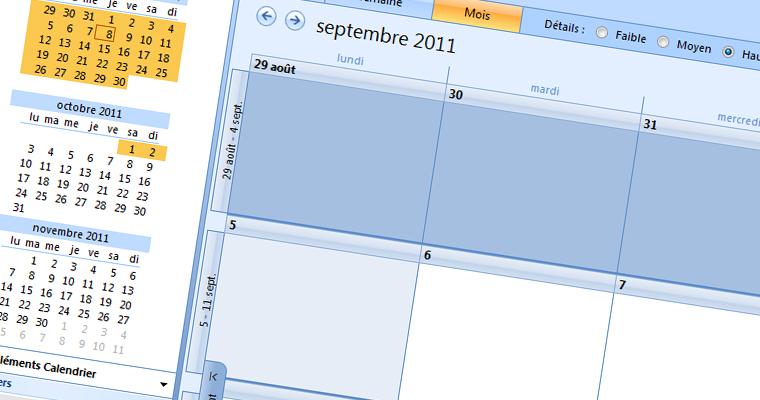 Edito #17 : l'agenda de septembre