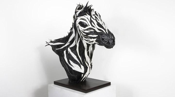 Sculptures et Pneus, c'est possible !