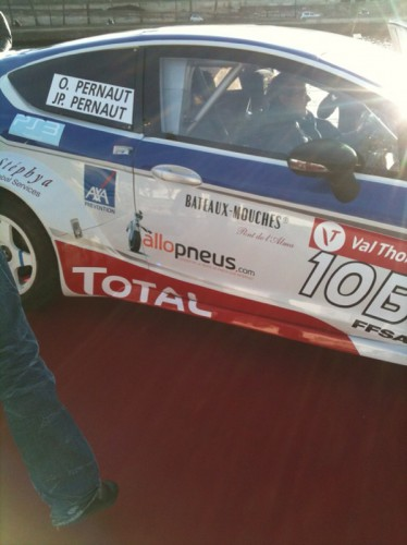 Ford Fiesta S2000 Jean Pierre Pernaut Andros