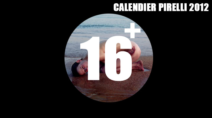 Le calendrier Pirelli Officiel 2012 est enfin là
