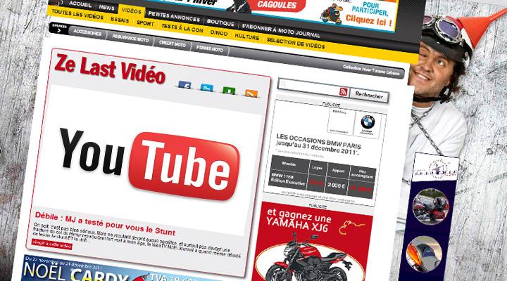 Le top des 6 meilleures chaînes Youtube pour les motards