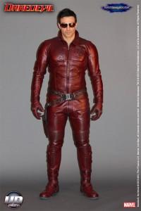 combinaison cuir Daredevil