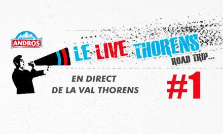 [Trophée Andros] En direct de Val Thorens #1