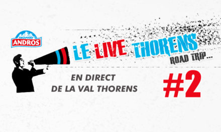 [Trophée Andros] En direct de Val Thorens #2 Classement des essais