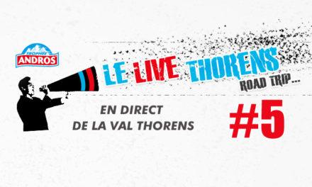 [Trophée Andros] De retour de Val Thorens #5 Le classement du Samedi