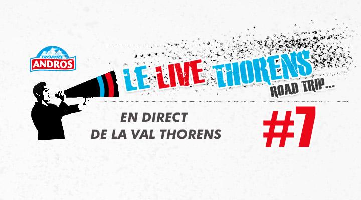 [Trophée Andros] De retour de Val Thorens #7 Le classement du Dimanche