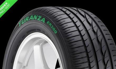 [Pneu Vert] Bridgestone Turanza ER300 Ecopia