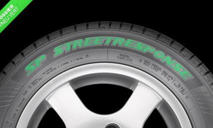 [Pneu Vert] Dunlop SP StreetResponse