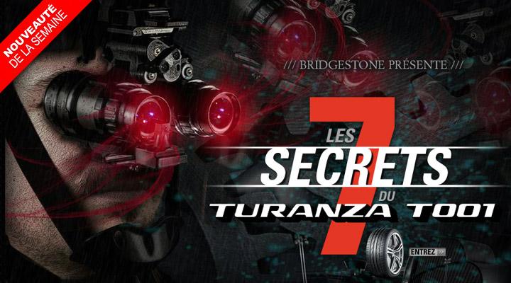 [Nouveauté] Bridgestone Turanza T001