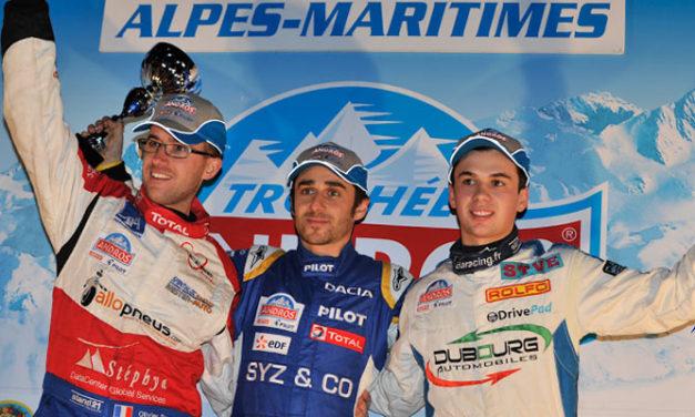 [Trophée Andros] Les résultats du week-end Isola 2000 2011 2012