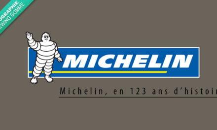 [INFOGRAPHIE] 123 ans De Michelin en une image