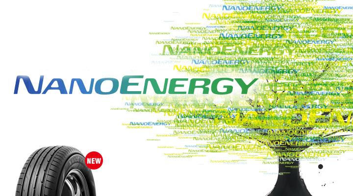 Toyo lance la gamme NANOENERGY.