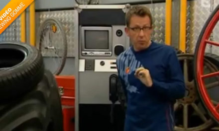 Quand Jamy nous explique ce qu'est un pneu