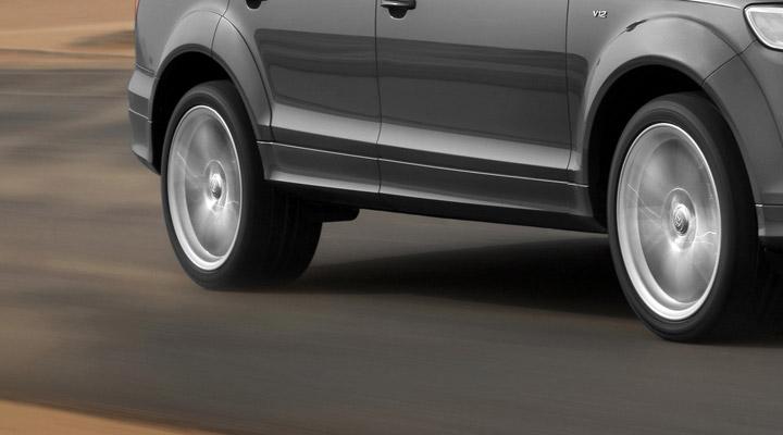 Conseil du jour : rodage du pneu
