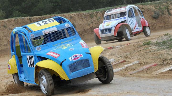2cv competition automobile