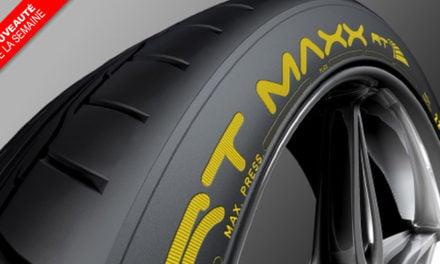 Dunlop renouvelle sa gamme pneu UHP : Le SportMaxx RT