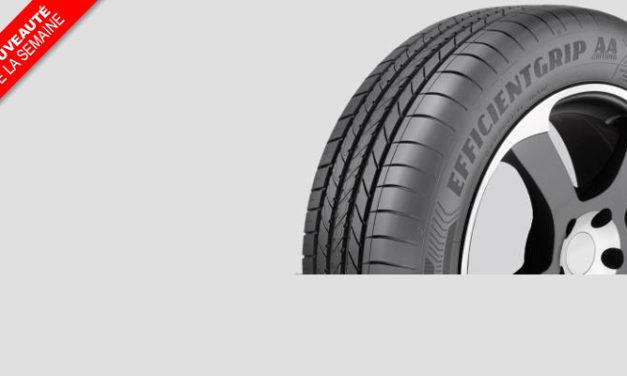 Goodyear – Dunlop annonce ses premiers pneus AA