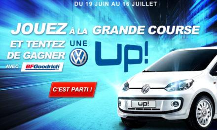 Vous êtes doués avec vos doigts ? Gagnez une Volkswagen Up!