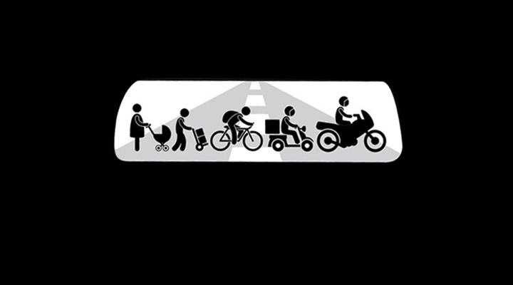 La sucette et les motards