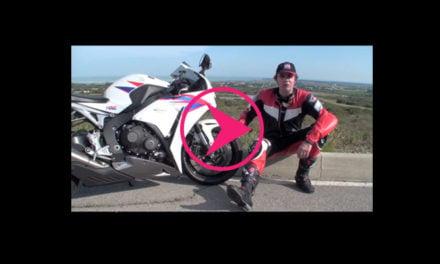 Comment se fait un comparatif pneu moto super sport ? (vidéo)