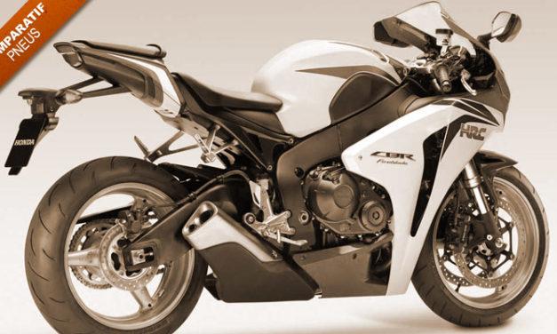 Comparatif pneu moto sport – MotoMag 2012