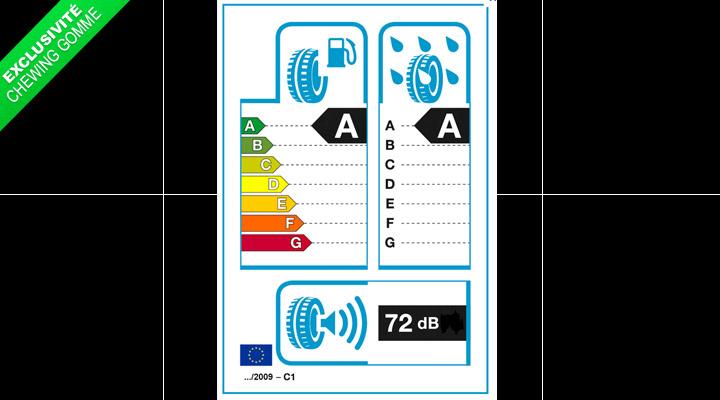 L'étiquetage des pneus face aux français