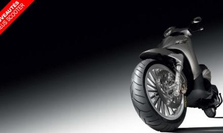 Toutes les nouveautés pneus scooter 2012-2013