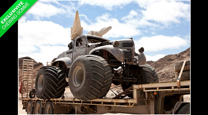 Exclusivité : 11 photos du tournage de Mad Max 4