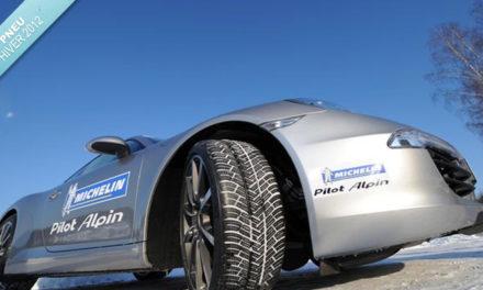 Le Michelin Pilot Alpin 4: le pneu hiver haute performance