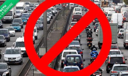 Automobilistes et motards: attention, les zones ZAPA arrivent!