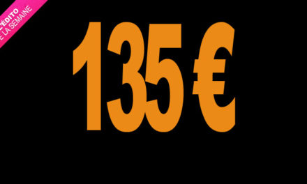 Edito #62: Comment gagner 135€?