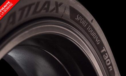 Bridgestone dévoile le remplaçant de son pneu moto BT 023 : le Battlax T30