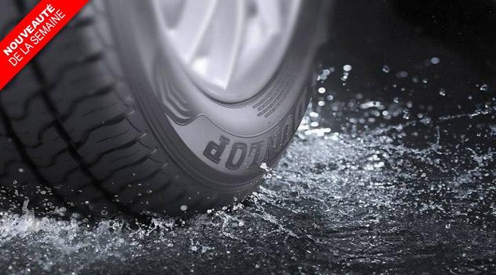 Econodrive : le nouveau pneu utilitaire de Dunlop