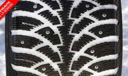 Nokian renouvelle sa gamme de pneus hiver Hakkapeliitta