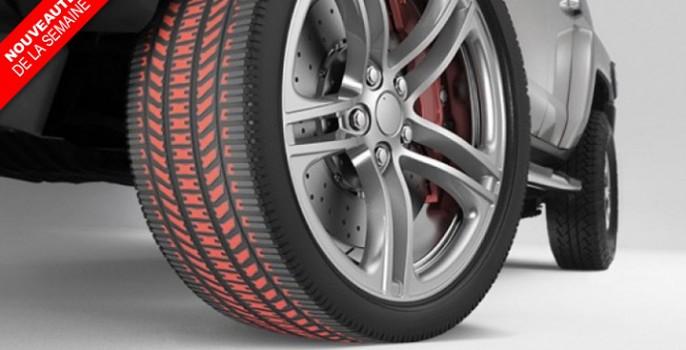 de la couleur pour lutter contre l usure des pneus allopneus. Black Bedroom Furniture Sets. Home Design Ideas