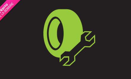 Edito #65 : L'assurance est maintenant disponible pour les pneus moto.
