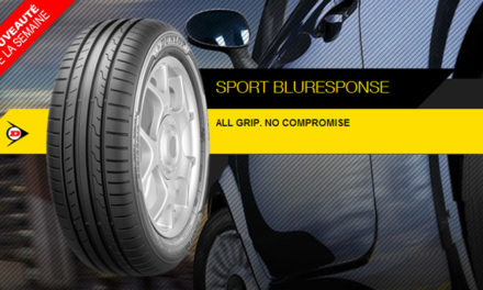 Nouveauté : Le Sport BluResponse de Dunlop